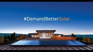 DEMAND BETTER SOLAR