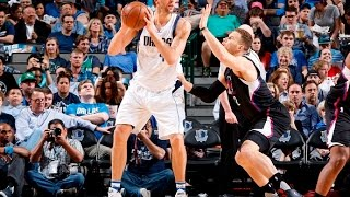 Last Minutes of Clippers and Mavs Thrilling 4th Quarter! by NBA