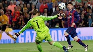 Los 10 mejores goles de Messi del 2015