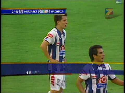Gol de el 'Gringo' Francisco Torres.