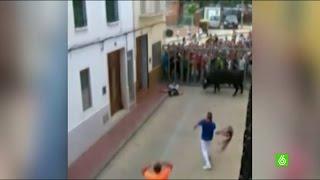 Museros Spain  city pictures gallery : Fallece un hombre de 32 años al ser corneado por un toro en los 'Bous al carrer' de Valencia