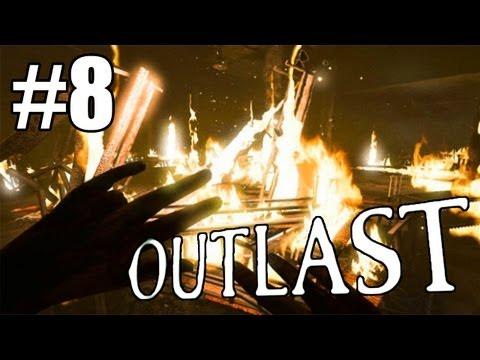 ЭТУ ПСИХУШКУ НУЖНО СЖЕЧЬ! [Outlast #8]