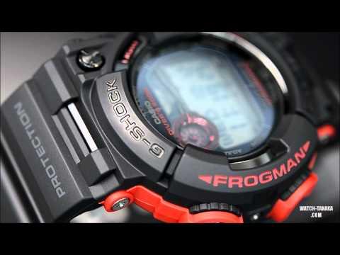 CASIO G-SHOCK FROGMAN GWF-1000BS-1JF フロッグマン