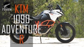 10. KTM 1090 Adventure R test ride review