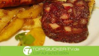 Himmel und Erde | Apfel | Kartoffel | Blutwurst - rheinischen Klassiker bei Topfgucker-TV