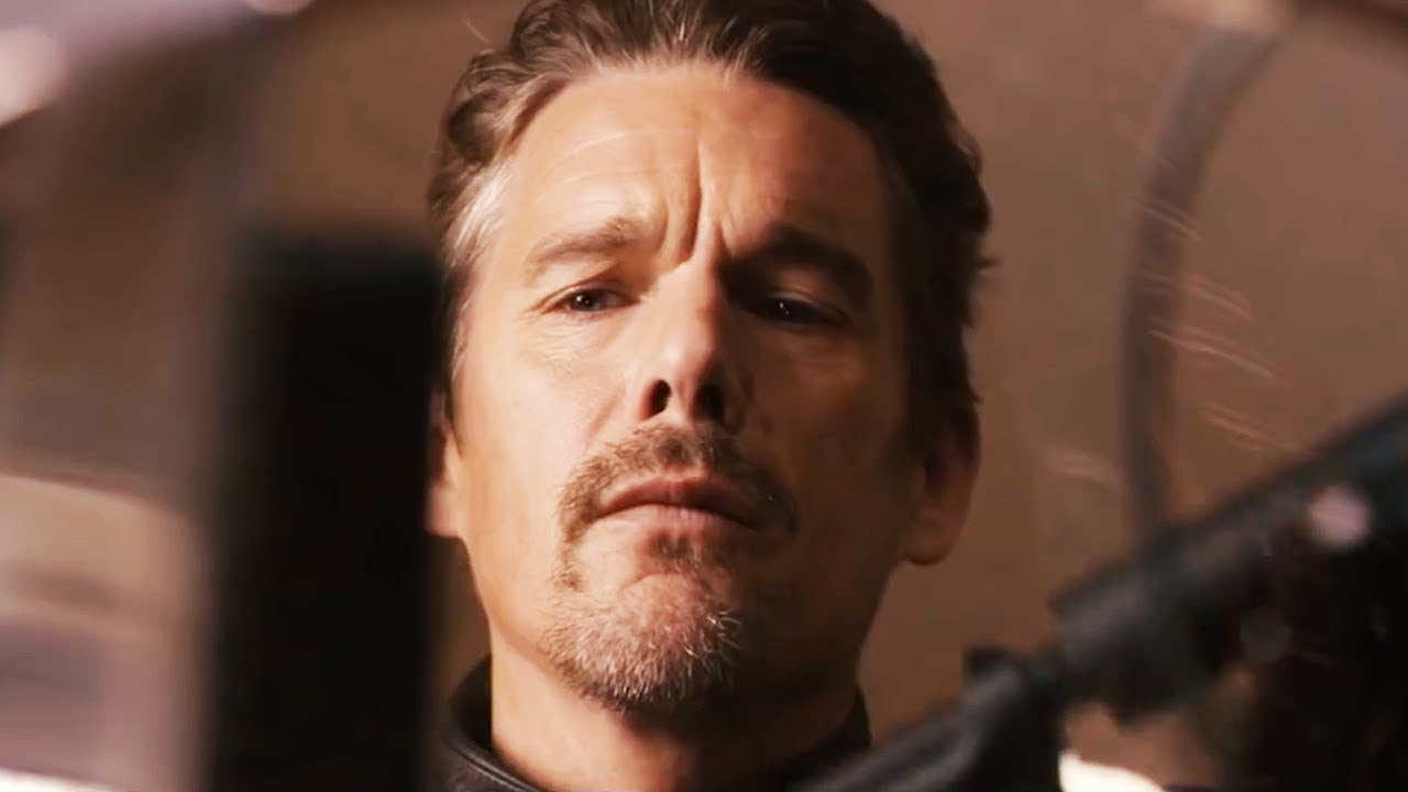 Career Assassin Ethan Hawke seeks Vengeance with Time to Kill in '24 Hours to Live' (Trailer)