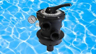 2. How To Change A Hayward ProSeries SP0714T Multiport Valve
