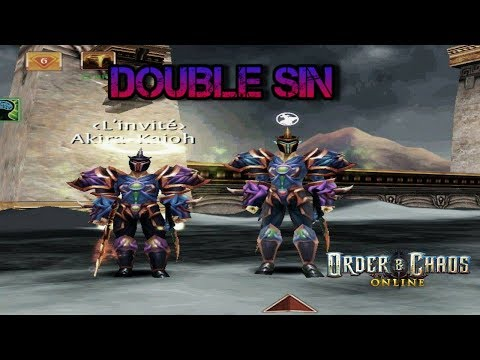 Order and Chaos online - PvP Funny - 2v2 Sin
