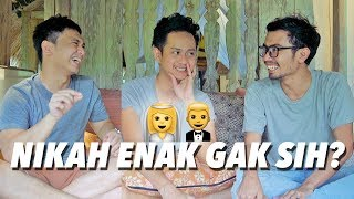 Download Video OBROLAN COWOK SUDAH NIKAH VS MAU NIKAH (FT. RIDWAN REMIN, YOGA ARIZONA) MP3 3GP MP4