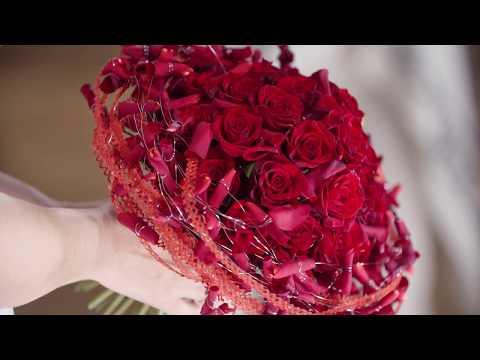 Jak wybrać najmodniejszy bukiet ślubny? [I nie opuszczę Cię aż do ślubu]