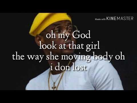 Kizz Daniel POKO ( Lyrics Video )