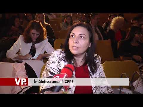 Întâlnirea anuală CPPE
