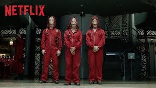 La casa de papel: Parte 2 | Tráiler oficial | Netflix
