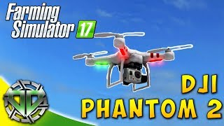 Farming Simulator 17! Today, we do some fertilizing and top of the Cows Food Mix. Then, we check out our new Toy the DJI...