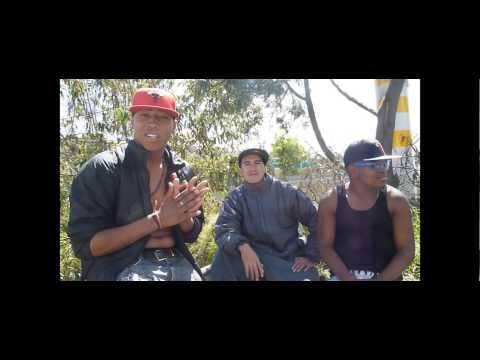 grabando el video donde andan de tras de camara  enderlack ft lucky el mc para el rapero malcriado