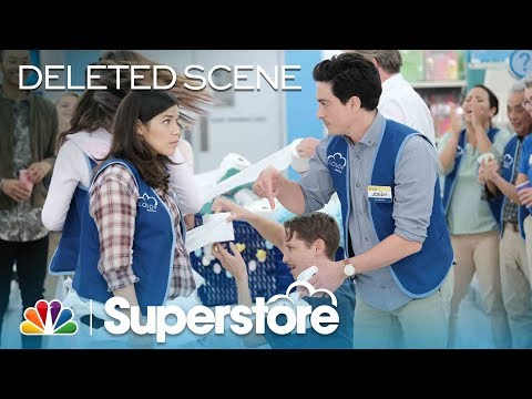 Superstore - Season 4, Part 1: Glenn's Awkward Sex Talk with Jonah (Deleted Scene)