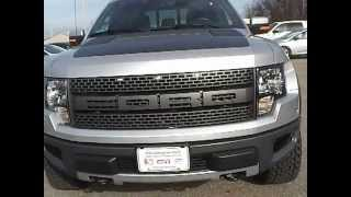 2011 Ford F-150 SVT Raptor For Sale Cleveland Ohio