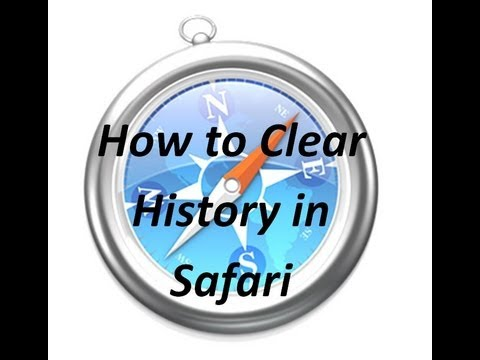 how to clear history on mac