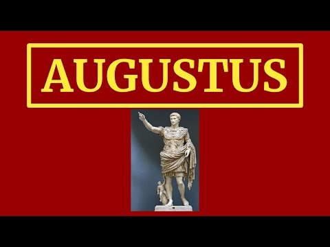Augustus: First Emperor of Rome (63 B.C.E. - 14 C.E.)