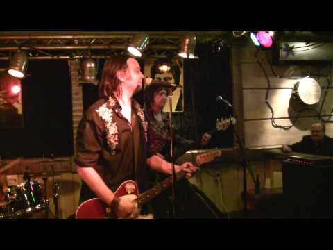 Shurman-Country just aint country  live at kulturgaraget 121027