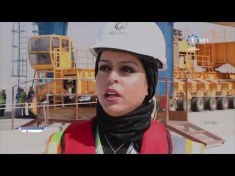 برنامج انجازات - جسر الشيخ جابر الاحمد .. مشروع عملاق جزاء ( ١ )