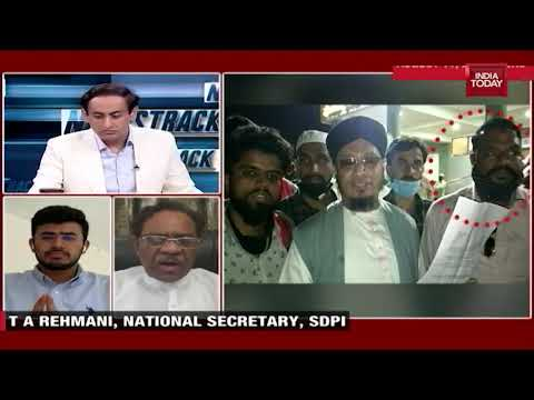 Bengaluru Riots: Tejasvi Surya Calls For Ban On SDPI, SDPI's National Secretary TA Rehmani Hits Back