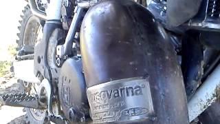 7. Husqvarna CR 125 - sound