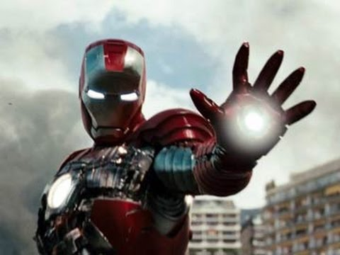Real Ironman Suit Is Working Have A look