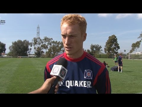 Video: Jeff Larentowicz and Patrick Nyarko look to Chivas USA in the 2014 season opener | Match Preview