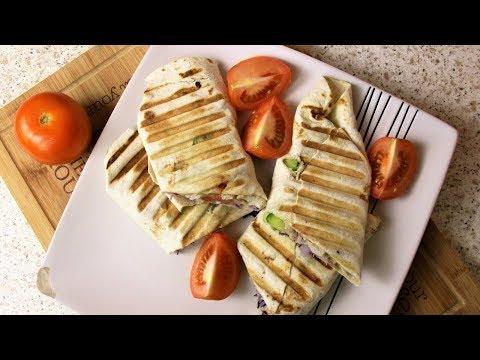 CHICKEN SHAWARMA RECIPE   Nigerian Food Channel
