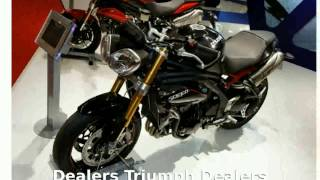 8. 2012 Triumph Speed Triple R - Info and Specification