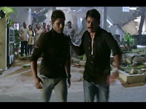 Race Gurram Movie Scenes - Shaam misunderstands Allu Arjun - Shruti Hassan, Brahmanandam