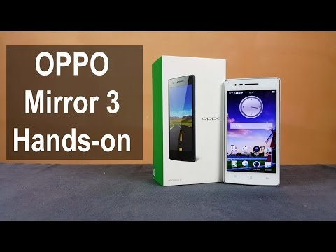 OPPO Mirror 3 Unboxing & Full Review