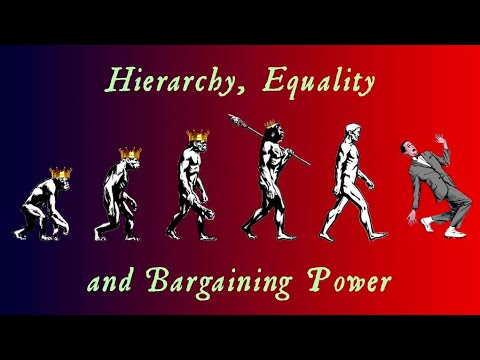 6. Political Anthropology: Hierarchy, Equality and Human Nature   What is Politics?