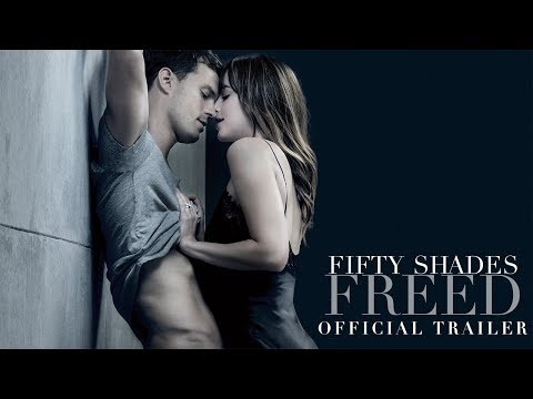 Fifty Shades Freed - Official Trailer [HD] (видео)