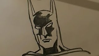 Рисуем, бэтмен, для детей, Paint draw, batman, for kids