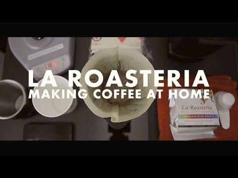 La Roasteria Specialty Coffee - Pour Over feat. Hario V60