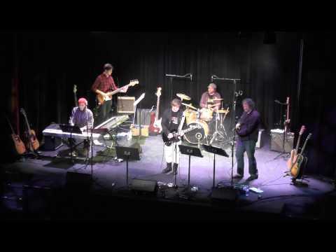 ajms - Garrett Litt - Guitar Adrian Jones - Guitar Dave Jones - Drums Andrew Prosser - Bass Brian Voll - Keys.