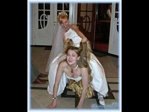 Трахнули невесту на свадьбе