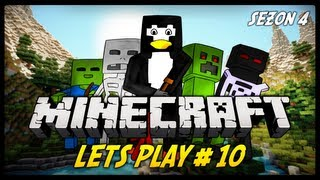 Minecraft - [LIVE] Pierwszy Live!! : Pingwin Pack Let's Play #10