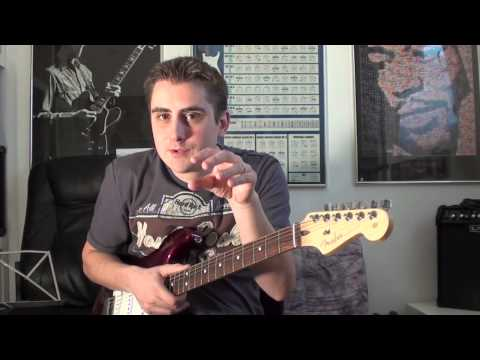 How to become a professional Musician / Guitar player