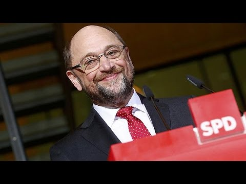 Επικυρώθηκε η υποψηφιότητα του Μάρτιν Σουλτς για την καγκελαρία