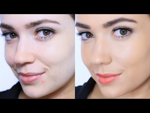 How to Apply Mineral Foundation | TheMakeupChair