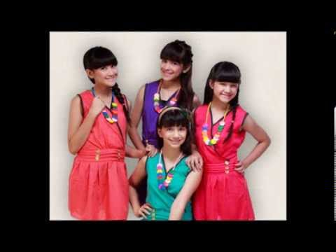 Ranking 10 Tercantik - Girlband Indonesia (winxs,Swittins,lollypop)