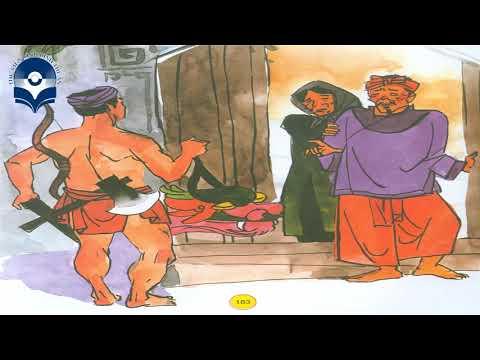 Truyện cổ tích Thạch Sanh
