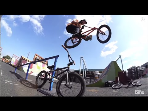 Ride To Glory 2013 – Vans team edit : Ride UK BMX