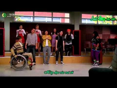 Glee S01E10 Ballad ViETSuB TH (видео)
