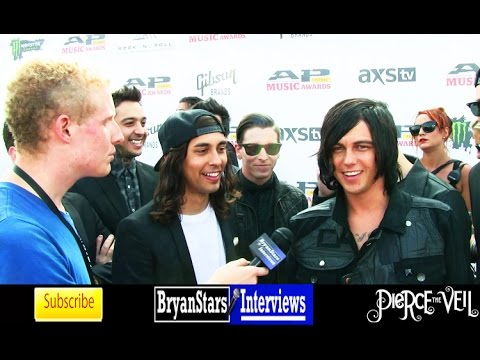 awards - Check out my backstage interview with Pierce The Veil and Sleeping With Sirens at the Alternative Press Music Awards 2014 Watch my first interview with Pierce The Veil HERE: https://www.youtube.c...