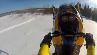 8. ski-doo mxz xrs 600 2007