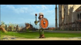 Nonton JUSTIN AND THE KNIGHTS OF VALOUR - Official Theatrical Trailer Film Subtitle Indonesia Streaming Movie Download